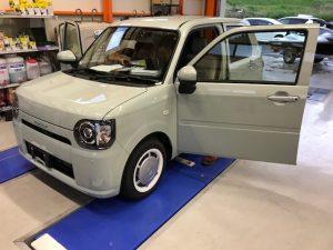 ミラトコット新車
