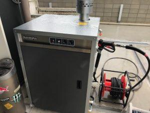 新型高圧洗浄機