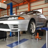 R32 GTR修理