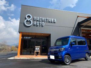 N-VAN納車