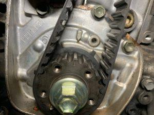 ジムニーエンジン修理