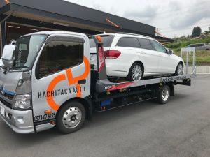 メルセデスベンツ E300 アヴァンギャルド納車