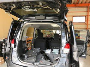 ソリオ納車整備