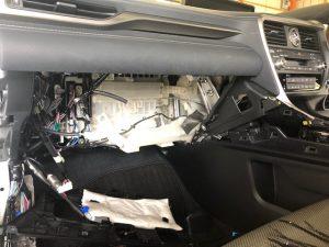 レクサスRX エンジンスターター取り付け
