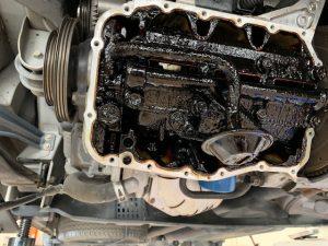 アクティエンジン修理